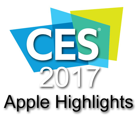 CES 2017 Las Vegas Apple MacBook Pro iPhone iPad Zubehör Gadgets
