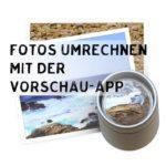Am Mac mehrere Bilder gleichzeitig mit der Vorschau-App verkleinern