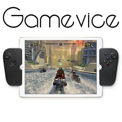 Gamevice iPad Controller iOS Nintendo Switch Joy Con