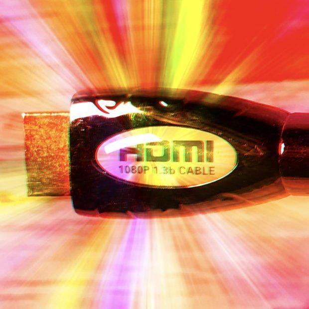 Wenn HDMI Kabel nicht erwünscht sind, kann man auf Wireless HDMI ausweichen (Foto: Sir Apfelot).