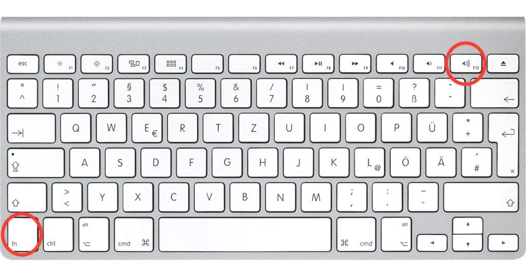 """Ein Tastatur-Shortcut, den man sich merken sollte: Mit """"fn"""" und """"F12"""" öffnet man in Firefox das Fenster für die Entwicklerwerkzeuge."""