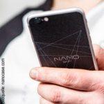Aufkleber und Hüllen aus Graphen: mehr Akkulaufzeit durch Kühlung des Smartphones?