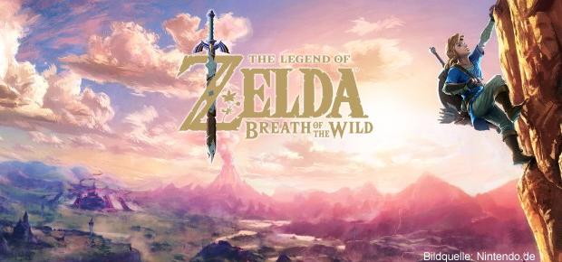 The Legend of Zelda - Breath of the Wild wird als Open Air Spiel von Nintendo für die Wii U und die Nintendo Switch am 3. März 2017 offiziell veröffentlicht.
