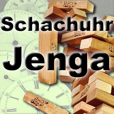 Schachuhr App iOS Apple runterladen Download Jenga Classic Hasbro Amazon Prime