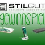 [Beendet] StilGut Gewinnspiel: Gewinnt mit Sir Apfelot hochwertige iPhone Accessoires
