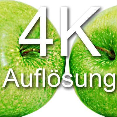 Was ist 4K, welche Auflösung, wie viele Pixel sind 4K2K? UHD, Quad Full HD, DVD, Blu-Ray, Fernseher und 4K 5K Monitor, 8K