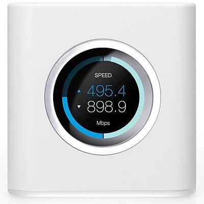 Buy ApliFi HD Wifi Mesh Router from Amazon. Ubiquiti AmpliFi Home Wi-Fi System AFi-HD - Wireless Router - 4-Port Switch - GigE - 802.11abgnac - Dual-Band