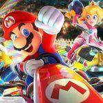 Mario Kart 8 Deluxe für die Nintendo Switch vorbestellen (+ Lenkräder für Joy-Cons)