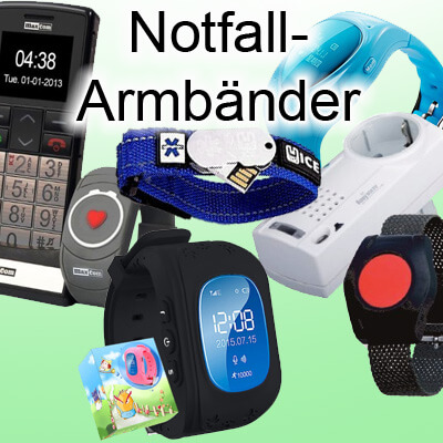 Notfallarmband, Notfallarmbänder, SOS Armband, GPS WLAN Wifi Google Maps, Kind finden, Kinder Uhr, Armband für Senioren mit SOS Knopf