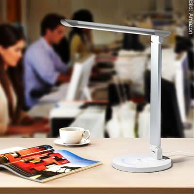 TaoTronics LED Schreibtischlampe TT-DL 13: Lampe mit USB Anschluss Details, Preis und online kaufen - Alternativen, LED Lampe, Schreibtischlampe von Anker und AUKEY