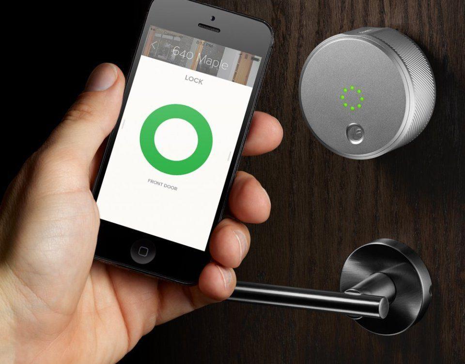 Smarthome Sicherheit Sicherung August smartes Türschloss unsicher