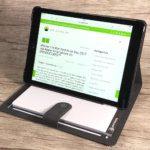 Booqpad im Test: Komfortable iPad Hülle mit Notizblock und Apple Pencil Halter