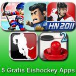 Hockey als iOS App: Die besten 5 Eishockey-Spiele für iPhone und iPad