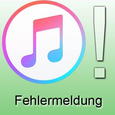 Fehlermeldung: Das iPhone kann nicht verwendet werden, da es eine neuere iTunes Version benötigt Lösung Hilfe Anleitung Backup aus iTunes oder iCloud