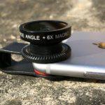Im Test: inLine Smartphone Objektive am iPhone 6 und iPhone 7 Plus