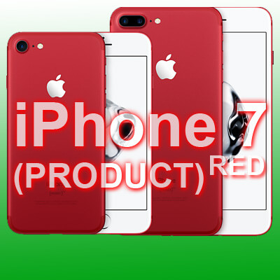 Red Nose Day iPhone 7 Plus Rot kaufen bestellen März 2017 Apple Store AIDS Global Fund HIV Hilfe