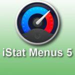 iStat Menus: Kennzahlen des Mac und System-Monitor in der Menüleiste