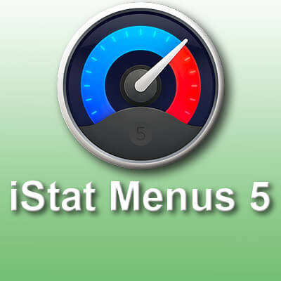 iStat Menus 5 SetApp Download runterladen herunterladen downloaden Systemmonitor für Mac MacBook OS X macOS