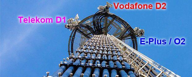 Mobilfunknetze in Deutschland; Informationen zur Geschichte und Entwicklung der Handynetze gibt's in diesem Artikel.