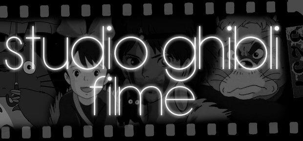 Studio Ghibli DVD Blu-Ray