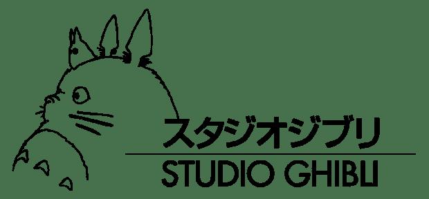 totoro ghibli schriftzug japan japanisch