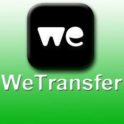 WeTransfer Mac App MacBook Widget Download herunterladen kostenlos downloaden Mac App Store Software programm für OS X macOS We Transfer Plus