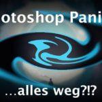 Adobe Photoshop: Werkzeugleiste, Ebenen, Aktionen – alles weg? Hier die Lösung!