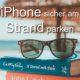 Sicherheit, Handy und Geldbörse am Strand sicher verstecken, Schutz vor Diebstahl, Tipps, Wertsachen am Strand, Strandsafe, Strand Safe, Amazon,