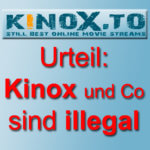 Filme illegal online schauen: Streams von kinox.to, movie4k.to & Co sind rechtswidrig