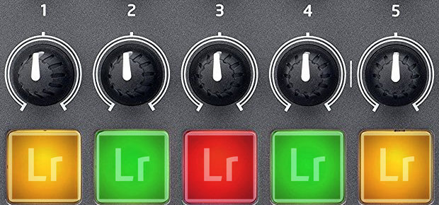 Lightroom mit MIDI Controller bedienen: Fotobearbeitung mit USB Mischpult.