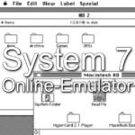 """Zeitreise: Apples """"System 7"""" in Safari und Co starten"""