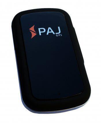 Definitiv die Oberklasse der GPS Tracker: Die Geräte von PAJ. Hier der Allround Finder mit 30 Tage Akkulaufzeit und SOS-Taste (Foto: Amazon).