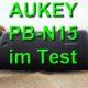 AUKEY Powerbank PB-N15 20000 mAh Test Testbericht
