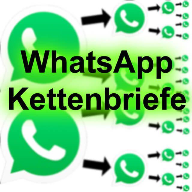 Kettenbrief Whatsapp