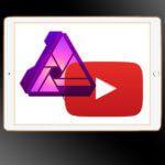Affinity Photo iPad App: Video Tutorials auf Deutsch (YouTube)