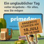 Amazon Prime Day 2017 – Deals am 10. und 11. Juli