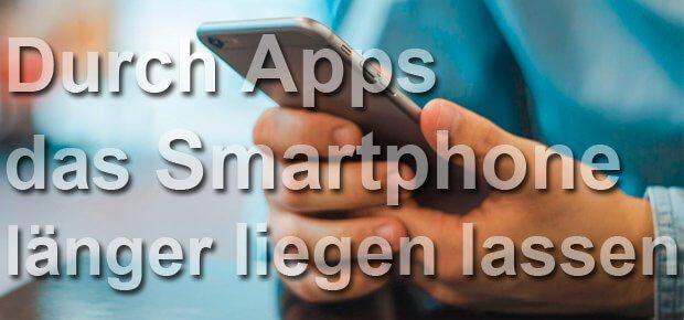 Apps gegen Handysucht - App Download