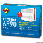 AVM FRITZ!Box 6590 Cable WLAN AC + N Router (Kabel)