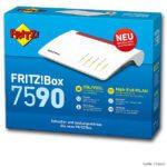AVM FRITZ!Box 7590 High-End WLAN AC + N Router (DSL / VDSL)