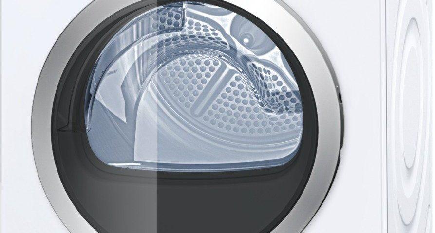 Bosch wtw w serie wärmepumpentrockner mit a effizienz