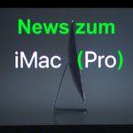 Update für Apple iMac: Neues von der Apple WWDC 2017