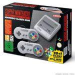 Nintendo SNES Classic Mini: Retro-Konsole mit 21 Spielen