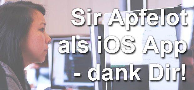iOS App EntwicklerIn ProgrammiererIn gesucht, Stellenausschreibung, Job
