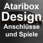 Neues zur Ataribox: Design, Anschlüsse, Spiele und Community-Feedback