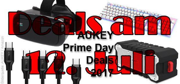 Amazon Prime Week AUKEY