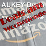 AUKEY Prime Week Deals auf Amazon: Rabatte am Wochenende