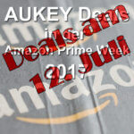 AUKEY Prime Week Deals auf Amazon: 12. Juli 2017