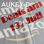 AUKEY Prime Week Deals auf Amazon: 13. Juli 2017