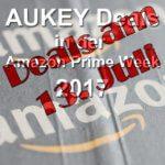 AUKEY Prime Week Deals auf Amazon: 13. Juli 2017