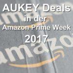 Technik-Deals am Amazon Prime Day 2017 von AUKEY